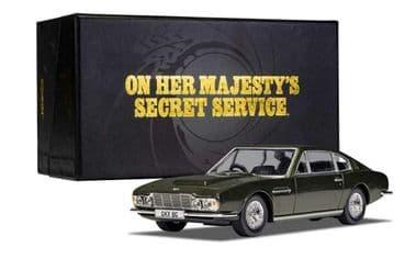 CORGI CC03804 1:36 SCALE James Bond Aston Martin DBS Her Majestys Secret Service